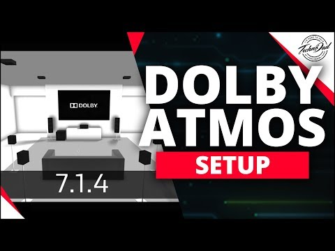 Dolby Atmos Setup & Surround Sound | Speaker Code Explained 5.1.2, 5.1.4, 7.1.4