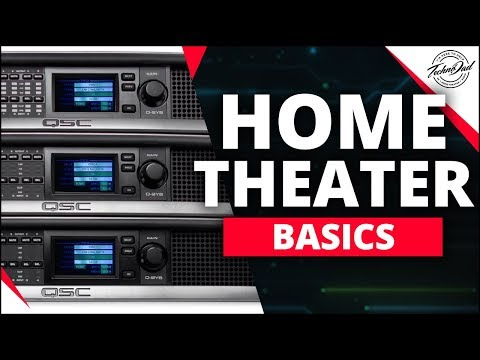 How to Add an External Amplifier to Your AV Receiver | Home Theater Basics