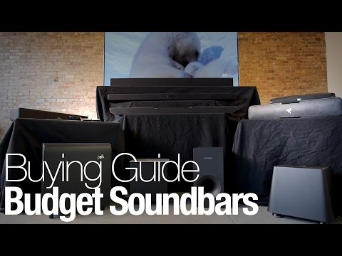 What is a soundbar and why should I buy one?