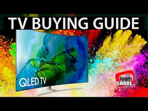 TV Buying Guide 2020 - HDR 4K TVs, OLED, LCD/LED, IPS, VA Screens