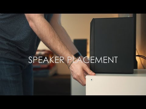 Speaker Placement | 5 Basic Tips | Let's Talk!