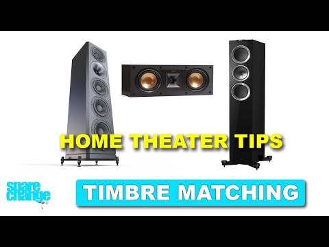 TIMBRE MATCHING | Should All Your Speakers Match? Home Theater Tech Tip
