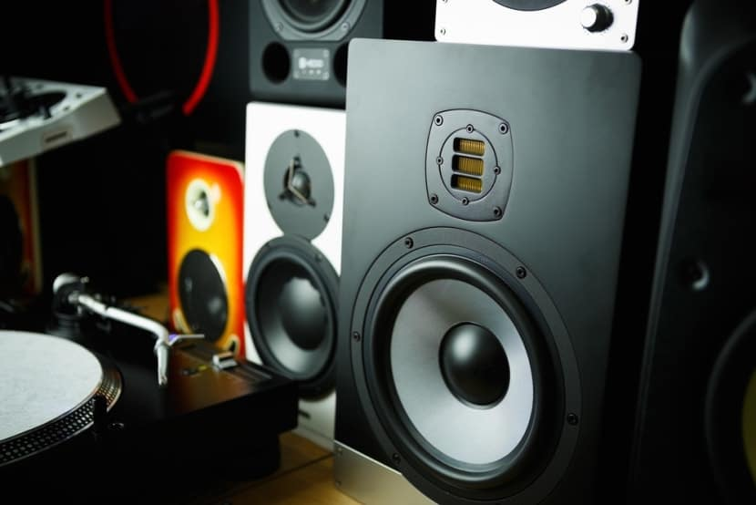 Use Studio Monitors For Home Theater