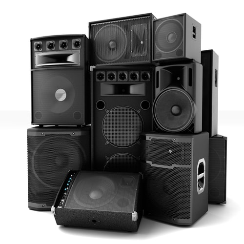 does speaker size matter