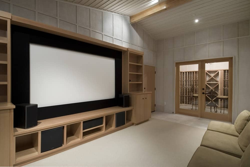 Home Cinema Seating idea