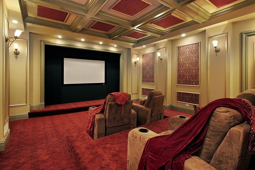 Themed Home Theater