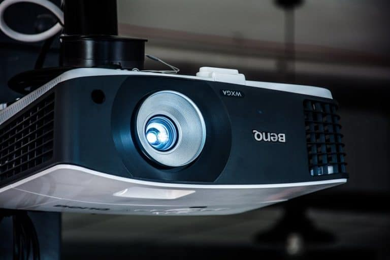 Business vs. Home Theater Projectors