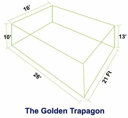 golden trapagon