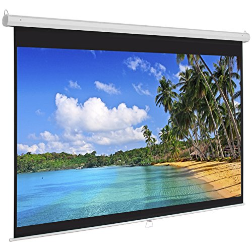 Best Projector Screens for Home Theater 1