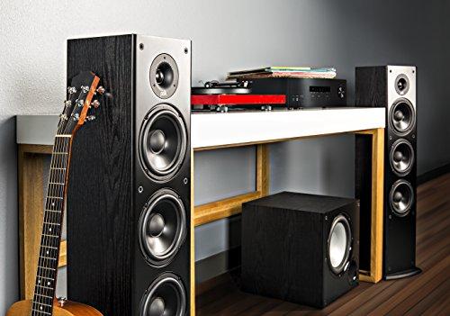 tower speakers