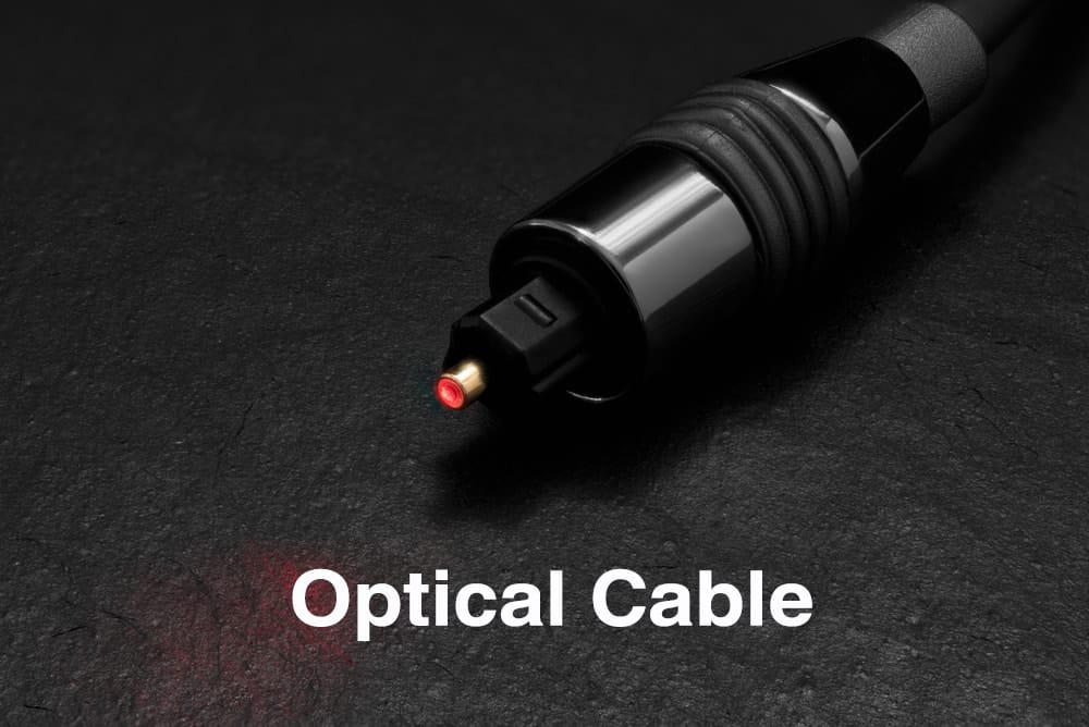 Optical Digital Connection