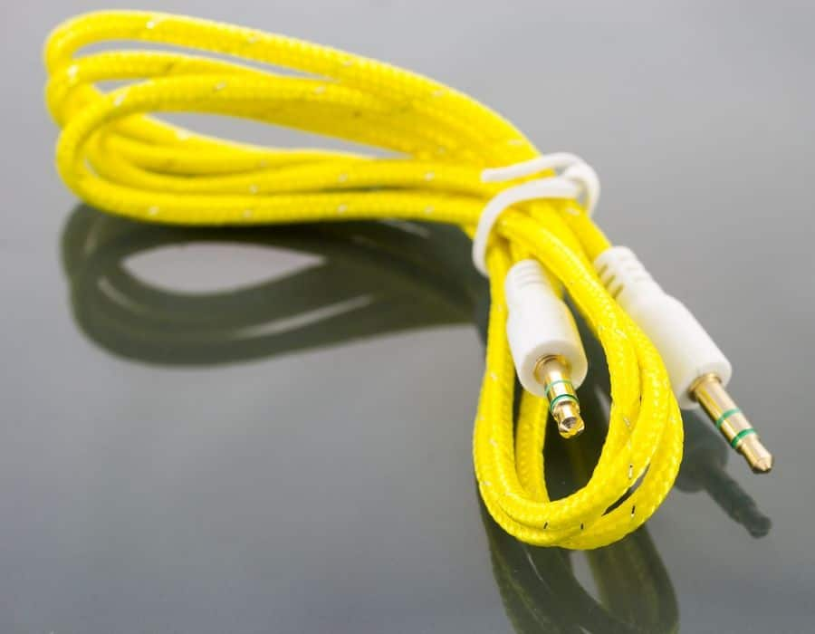 Male to Male Aux Cable