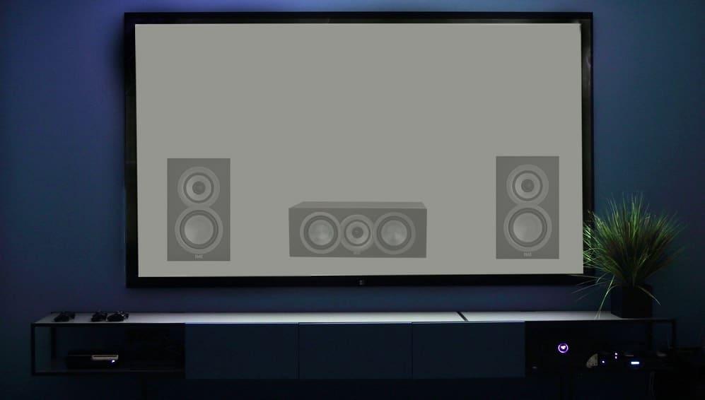 Acoustically Transparent Screens
