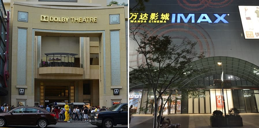 Dolby Cinema vs. IMAX