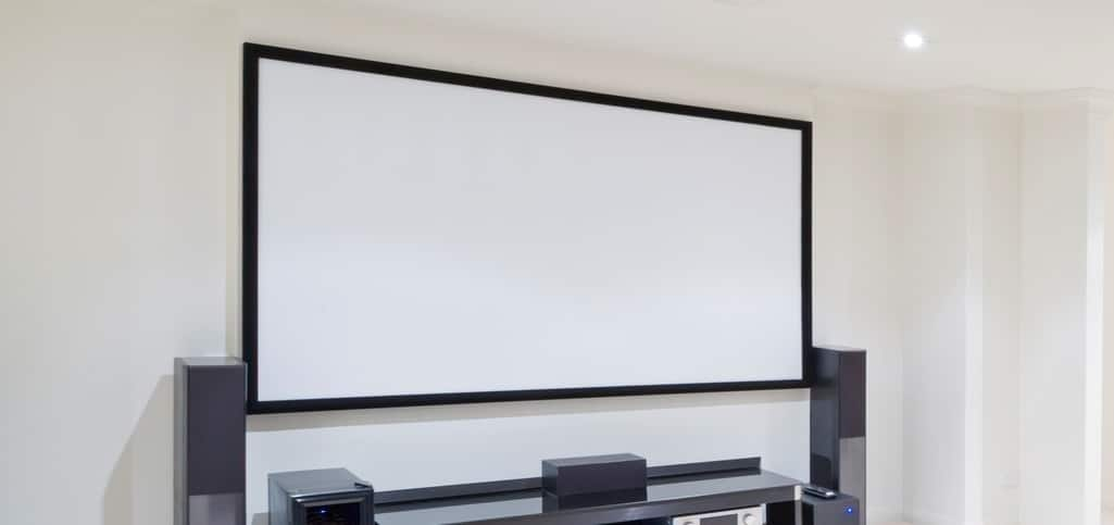 4 Diy Projector Screen Types Paint