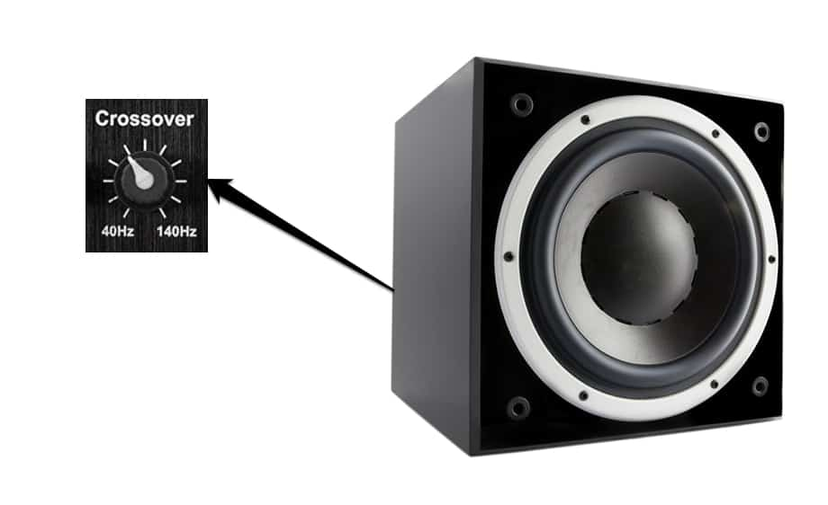 Subwoofer Crossover Settings