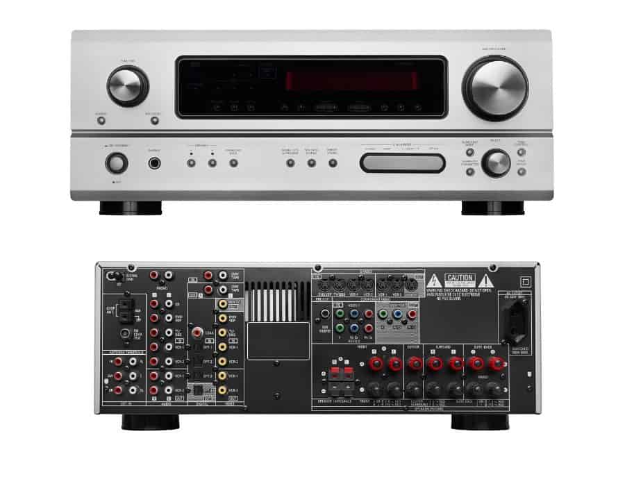 AV Receivers Add Input Lag