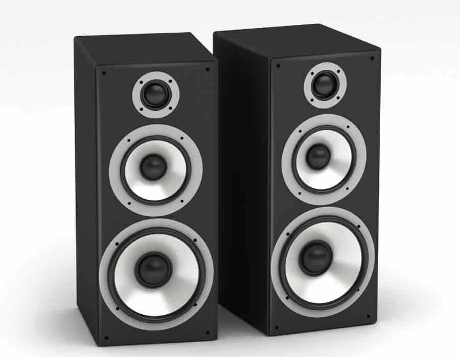 Connect Two Receivers to One Set of Speakers