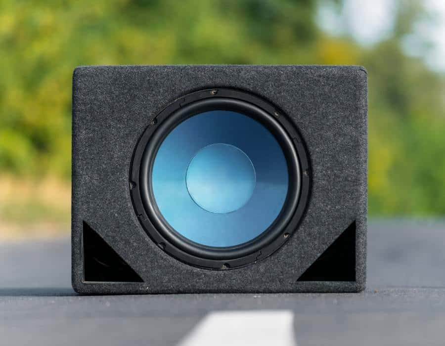 Is it OK to Put a Subwoofer on its Side