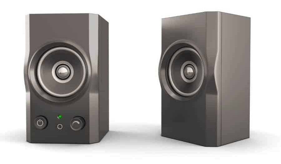Surround Speakers As Front Speakers