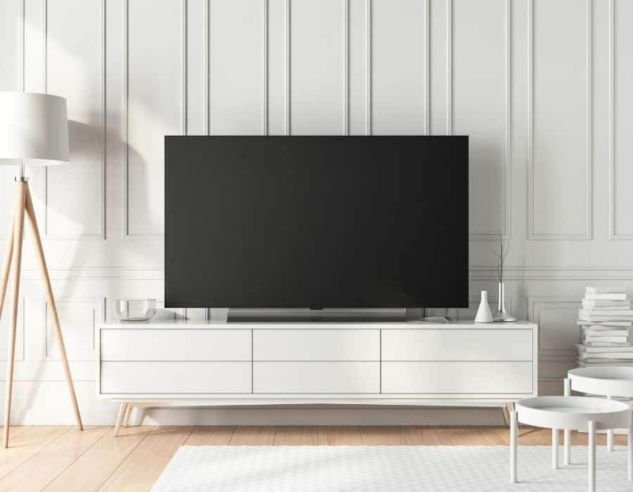 TV Speakers as a Center Channel