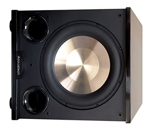 How to Put a Subwoofer on Its Side