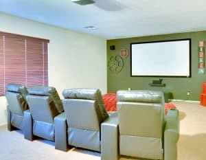 Cheap Home Theater Seating Ideas