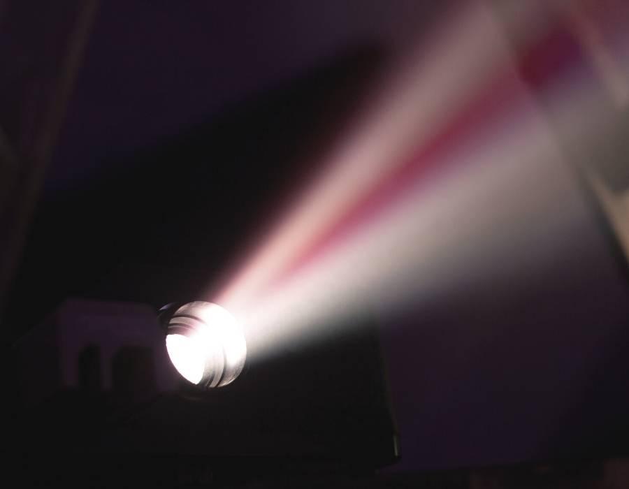 4K vs. 1080p Projector brightness