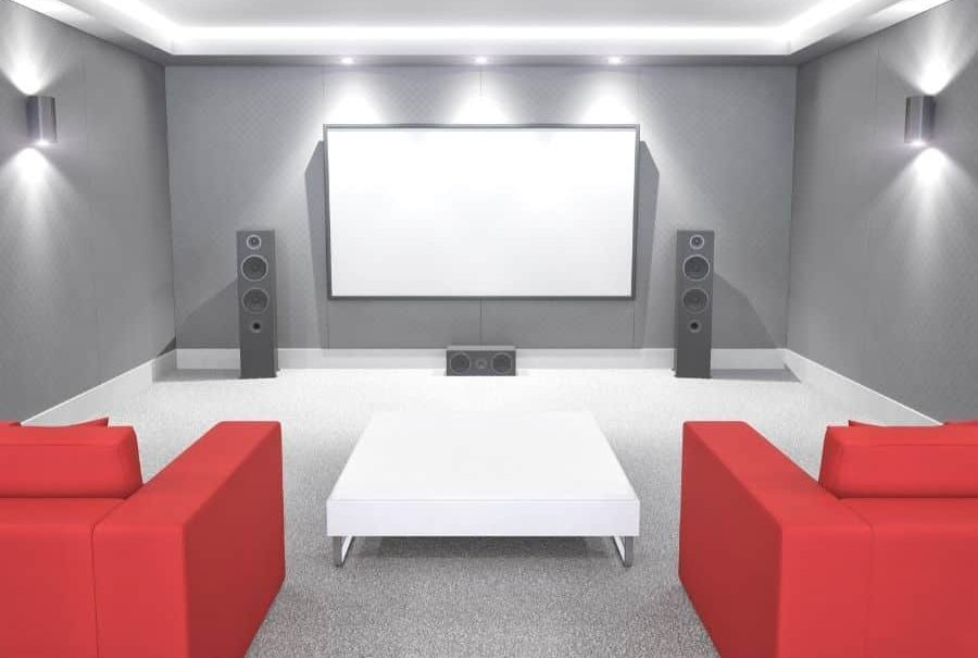 Home Theater Room Layout Ideas