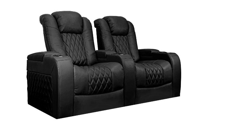 Valencia Tuscany Home Theater Seating Row of 2