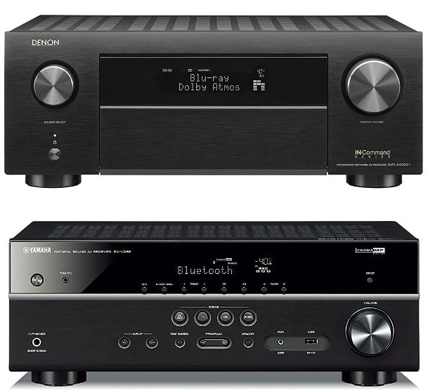 Denon Vs. Yamaha Receiver