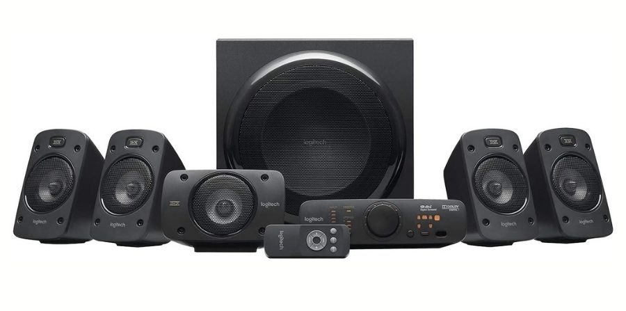 5.1 Speakers to a 7.1 Receiver