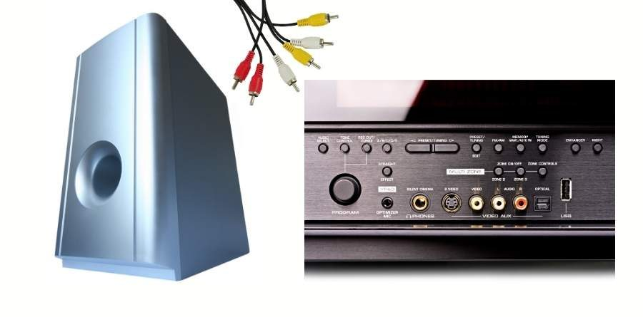 Can I Connect a Passive Subwoofer to a Receiver_