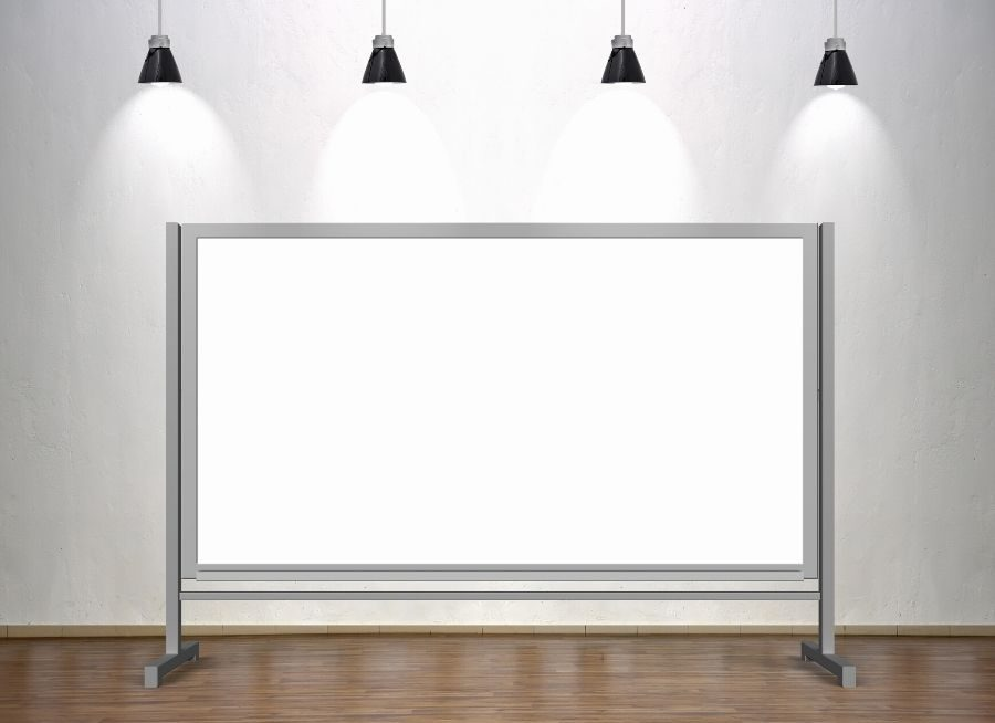 Can a Whiteboard Be Used as a Projector Screen_