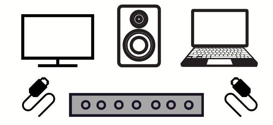How to Hook Up a Soundbar to Multiple Devices