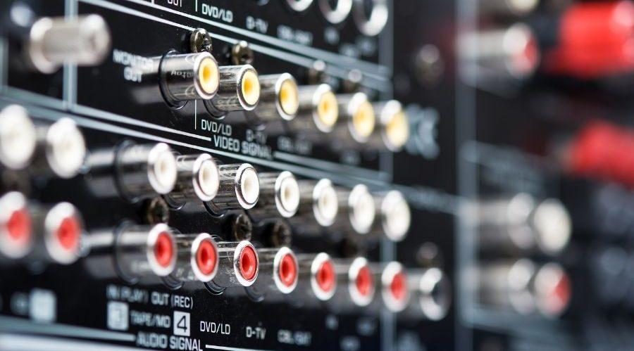 Integrated Amplifier to an AV Receiver