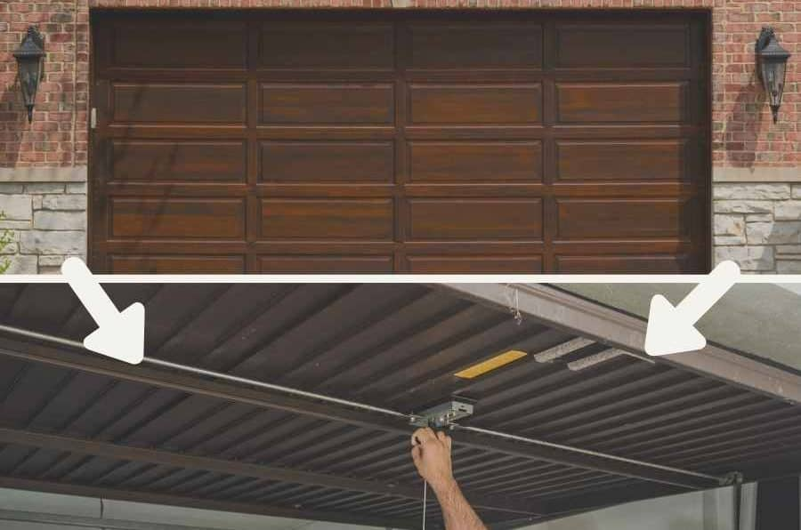 Will a Projector Work on a Garage Door_