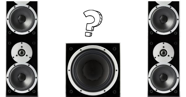 Will a Subwoofer Work Without Speakers_