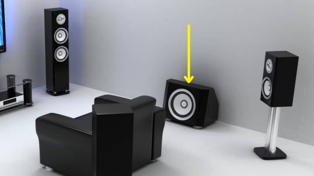 Front Firing Subwoofer Placement Tips