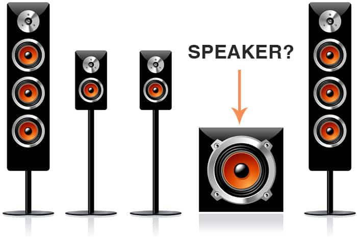 Use a Subwoofer as a Speaker