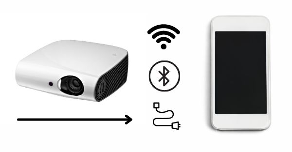 12 Ways To Connect A Phone To A Projector