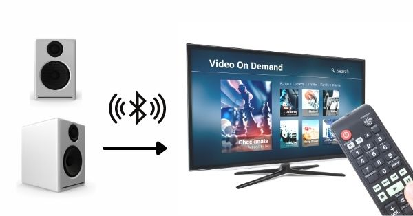 How To Connect Multiple Bluetooth Speakers To A Smart TV