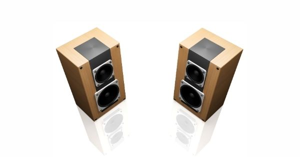 What does a blown speaker sound like_