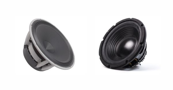 What symptoms will a blown speaker have_