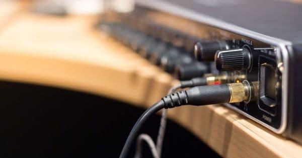 Matching Sound Equipment