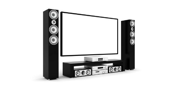 Saving Space in the Front of Your Home Theater