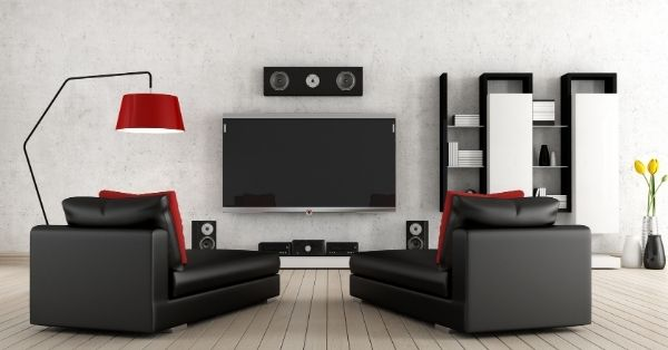 Seating Options Wireless Subwoofer