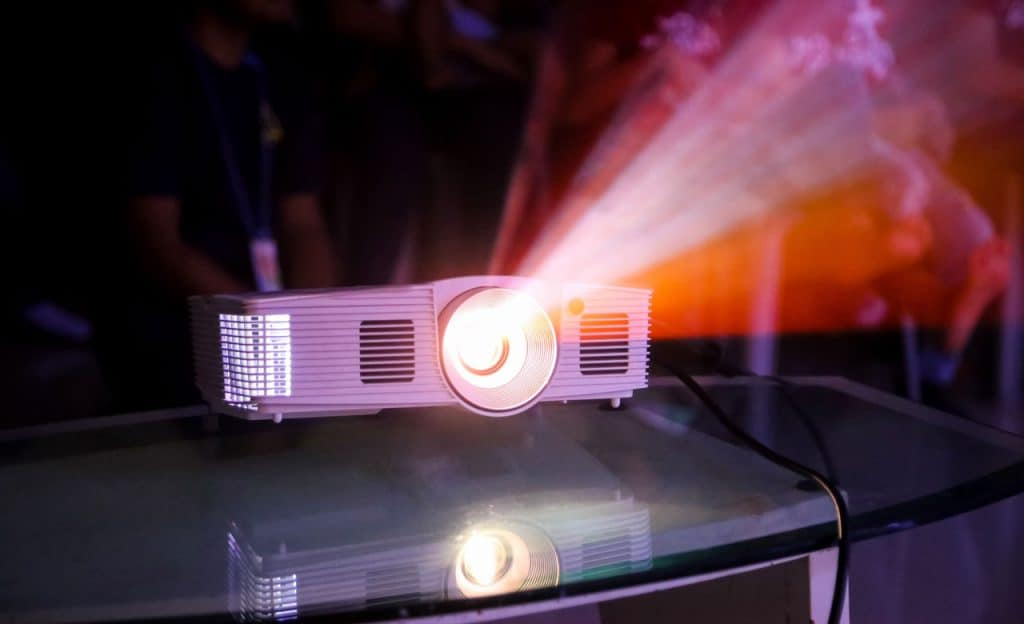 cooling down your projector