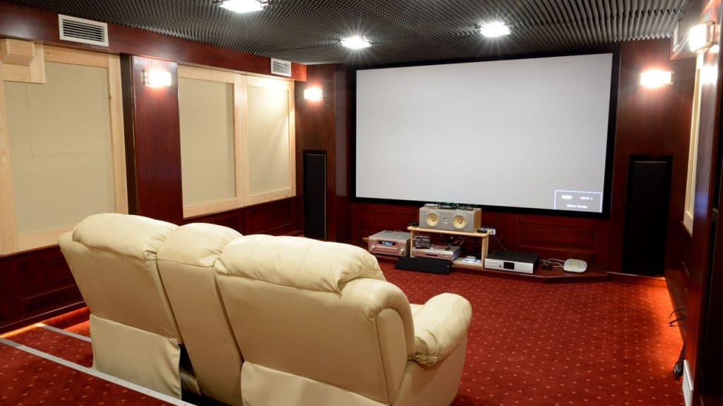 Wall Colors For Your Home Theater