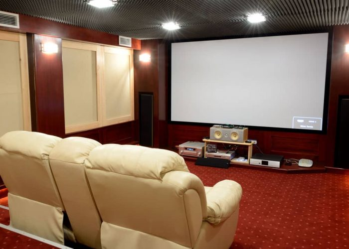 5 Best Wall Colors For Your Home Theater